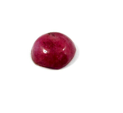 4 Cts. 100% Natural Ring Size Ruby Loose Cabochon Gemstone RRM19100