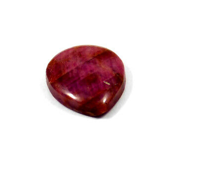 6 Cts. 100% Natural Ring Size Ruby Loose Cabochon Gemstone RRM19086