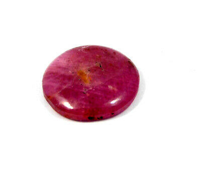4 Cts. 100% Natural Ring Size Ruby Loose Cabochon Gemstone RRM19027