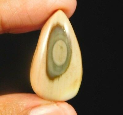 100% Natural Imperial Jasper Loose Cabochon Gemstone 18ct 23x12mm RM4134