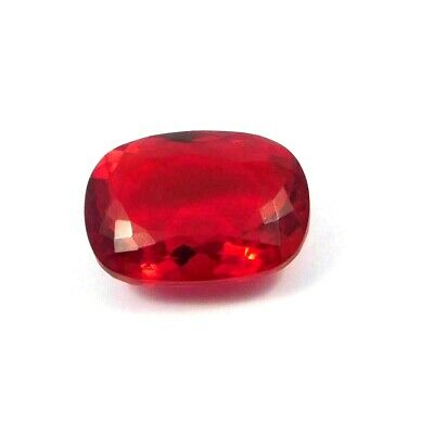 Treated Faceted Garnet Gemstone 34.9 CT 27x18 mm RM 16783