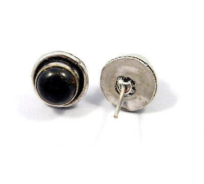 Picasso Jasper .925 Silver Plated Handmade Stud Earring Jewelry JC8230
