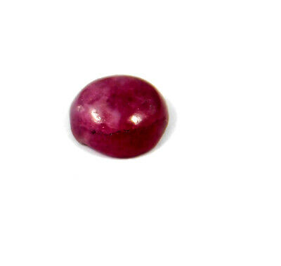 3 Cts. 100% Natural Ring Size Ruby Loose Cabochon Gemstone RRM19109