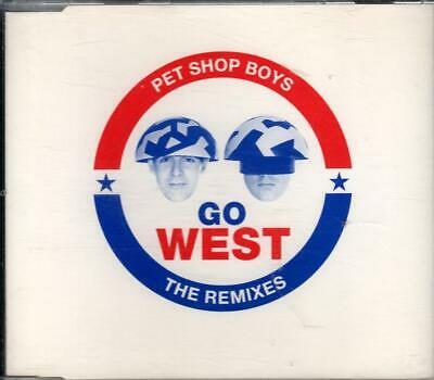 Pet Shop Boys Go West The Remixes
