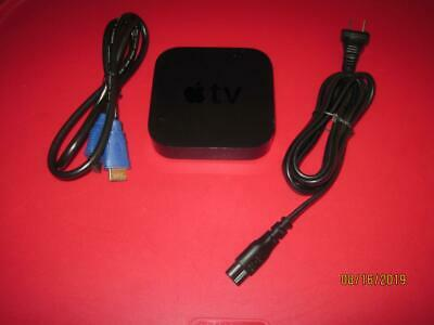 Apple Tv 3Rd Generation Smart Digital Hd Media Streaming Player A1469 Tested!