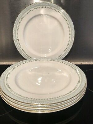 Royal Doulton Berkshire Small Dinner/ Lunch Plates X 4