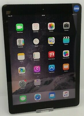 Apple iPad Air 32GB WiFi in Space Grey Model A1474