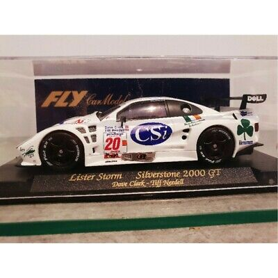 Fly A106 Lister Storm Silverstone 2000 Gt