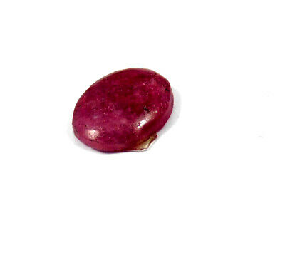 4 Cts. 100% Natural Ring Size Ruby Loose Cabochon Gemstone RRM19119