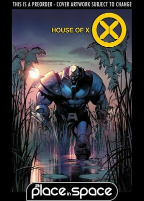 (Wk38) House Of X #5A - Preorder 18Th Sep