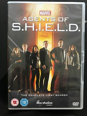 Marvel Agents Of Shield Complete First Season  DVD