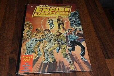 STAR WARS, THE EMPIRE STRIKES BACK ANNUAL No2, 1981