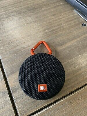 JBLclip 2 waterproof portable speaker- Unit Only No Charging Cable