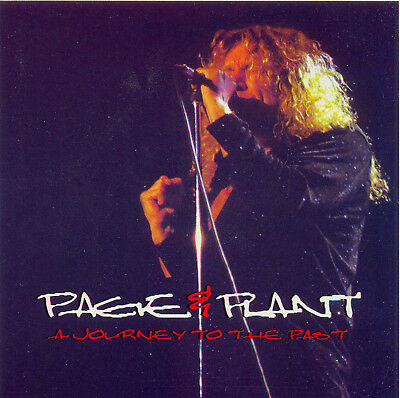 Jimmy Page Robert Plant Led Zeppelin RARE Live Import CD NEW Sealed Original!!!