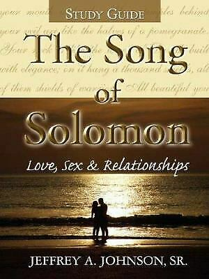 The Song of Solomon Study Guide by Sr. Johnson