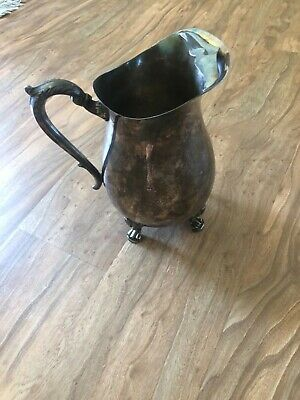 1883 FB Rogers Silver Co. Pitcher