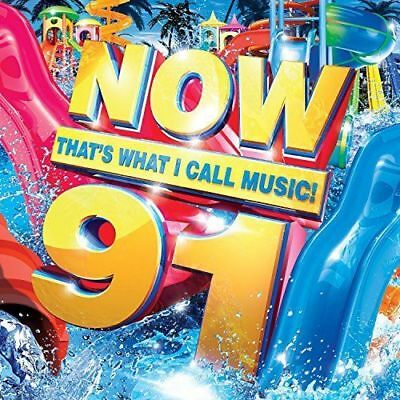 Now That's What I Call Music 91 CD Album New & Sealed