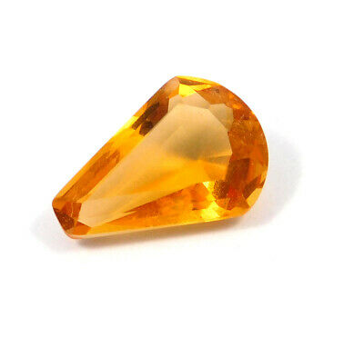 16 Cts. Natural Faceted Yellow Hydro Cut Gemstone AAK1232-1246