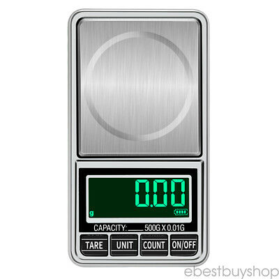 Ataller Digital Pocket Scale 0.001oz/0.01g 200g Precision Portable Jewelry Scale