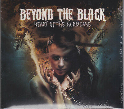 BEYOND THE BLACK 2018 - Heart Of The Hurricane +2 (Ltd. Digi.) Xandria/Epica NEW