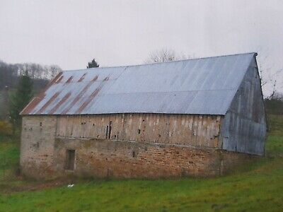 Part renovated Stone and Colombage  barn for sale
