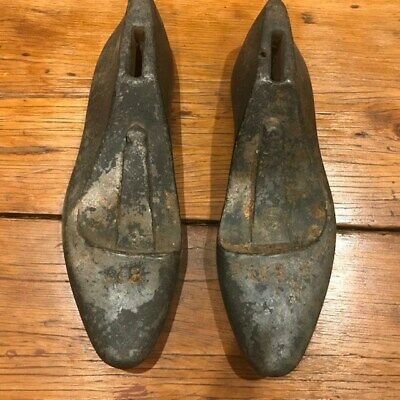 Antique Cobblers Shoe Irons/Anvils.  Cast Iron.  Very heavy
