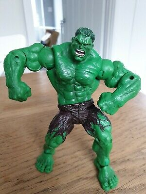 Marvel 2003 The Hulk Movie Action Figure 7""