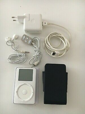 ipod classic 1st 2nd generation 10gb scroll wheel like new/ Top Top