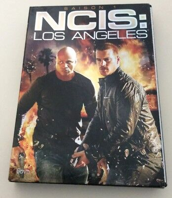 Ncis Los Angeles Season One 6 Dvd Watched Once