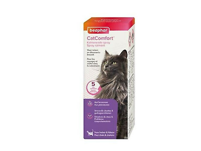 CatComfort, spray calmant pour chat aux phéromones 60 ml - Beaphar BE-17143