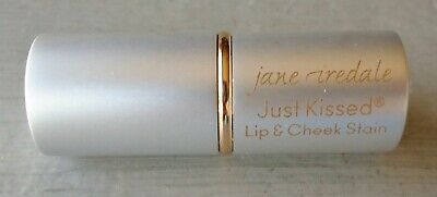 Jane Iredale Just Kissed Lip & Cheek Stain-Forever Pink .045 oz/1.3 g