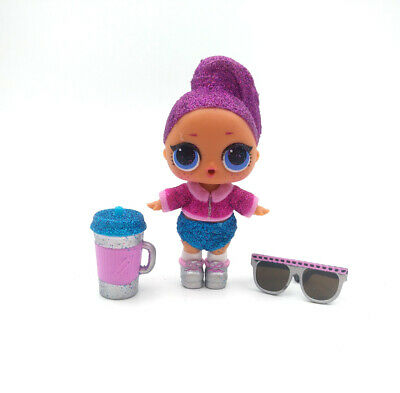 LOL Surprise Doll BLING QUEEN Big Sister Eye Spy Series 4 Figure Toy Under Wraps