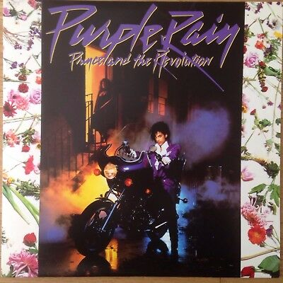 PRINCE & THE REVOLUTION Purple Rain LP | Prince 180g 00s US RE
