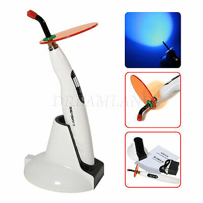 Dental LED Curing Light Cure Light Lamp LED.B Wireless fit Woodpecker