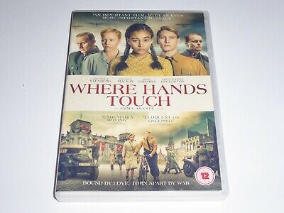 Where Soft Hands Touch (2017) - Amandla Stenberg - GENUINE UK DVD - EXCEL CONDIT