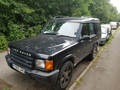 Land Rover Discovery 2 TD5 2001