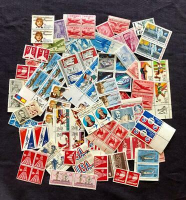 Airmail Postage Collection Mint Nh Over $20 Face Value -Below Face