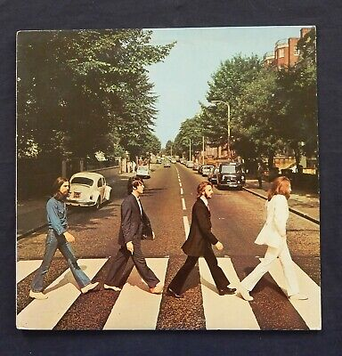 "Beatles -""abbey Road"""