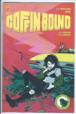 COFFIN BOUND # 1 Image Comics HOT NEW RELEASE!