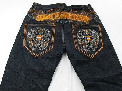 Def Trading, INC IMPERIOUS ELEVATION Denim Men's Jeans Size 32w  ID#1278-8