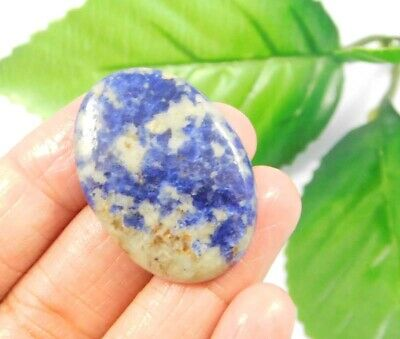 32 Cts. 100% Natural Sodalite Loose Cabochon Gemstone NG2229