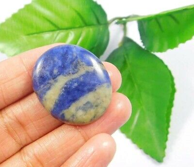 38 Cts. 100% Natural Sodalite Loose Cabochon Gemstone NG2221