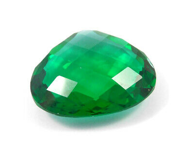 108 Cts. Natural Faceted Green Hydro Cut Gemstone AAK1386