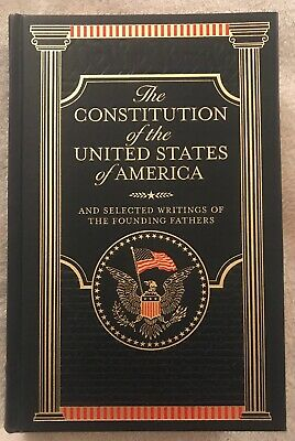 The Constitution of the United States America Leather Beautiful Piece