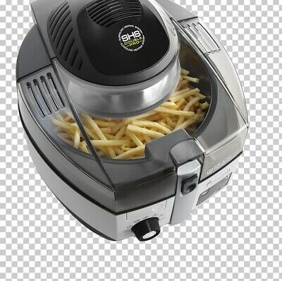 New DeLonghi MultiFry XXL 3.7lb Large Capacity Airfryer & Multi-Cooker - FH1363