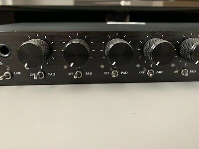 Slate VRS8 Audio Interface - Perfect Condition - Boxed