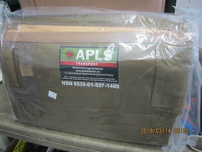 Us Military Marine Corps Army Medic Portable Transport Litter Stretcher Apls New