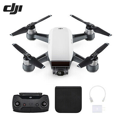 DJI Spark Controller Combo Drone + Remote Controller Excellent Condition