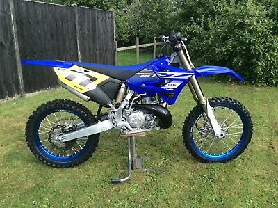 2019 YAMAHA YZ 250 MOTOCROSS ONLY 6 Hours From New
