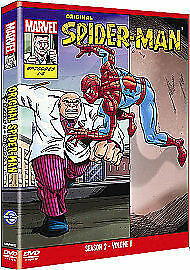 Spider-Man - The Original Animated Series 2 - Vol.1 (DVD, 2009)